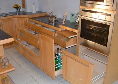 expo-5 tiroirs bois rangement cuisines février